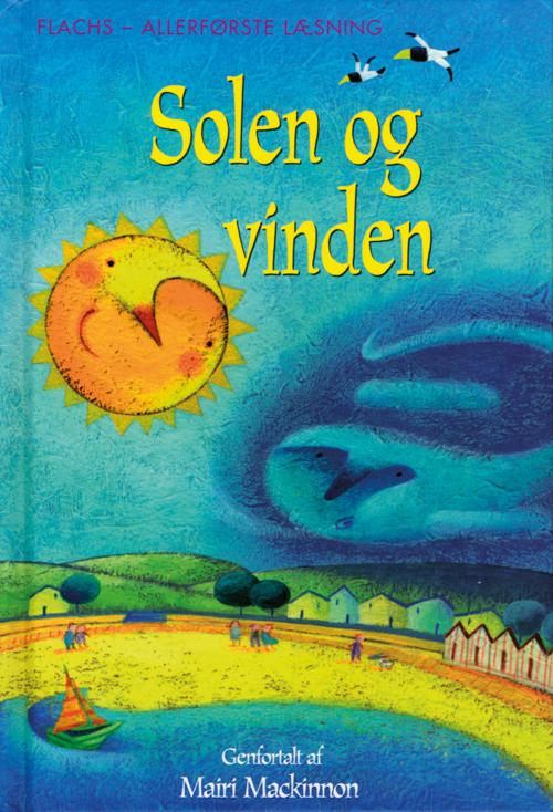 Solen og vinden