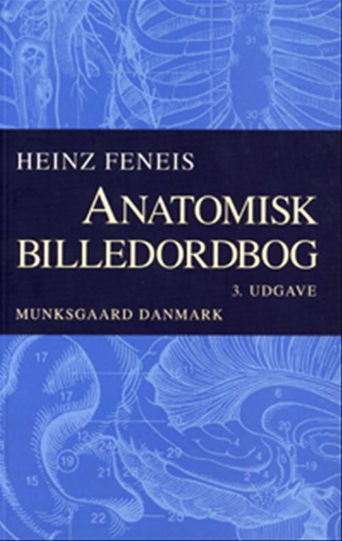 Anatomisk billedordbog