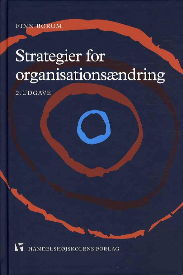 Strategier for organisationsændring