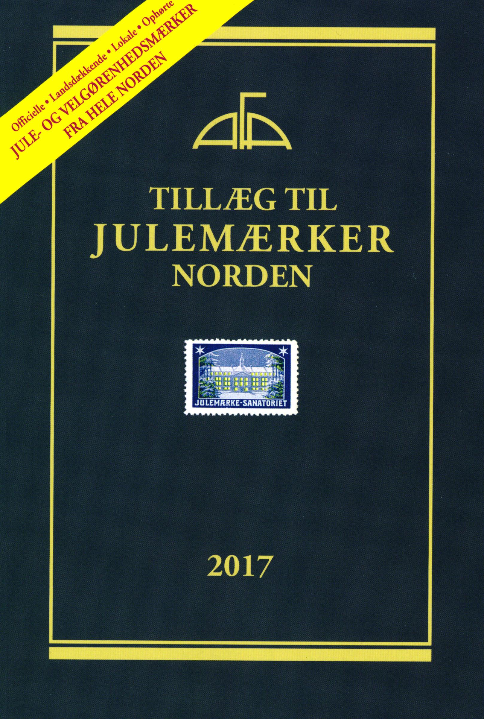AFA Julemærker tillæg 2017
