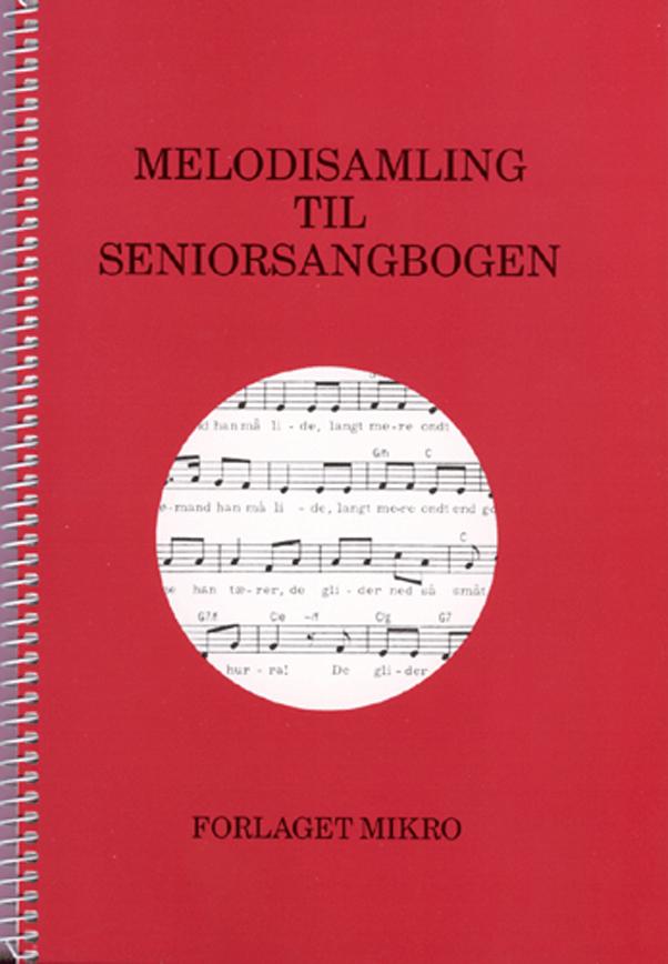 Melodisamling til Seniorsangbogen