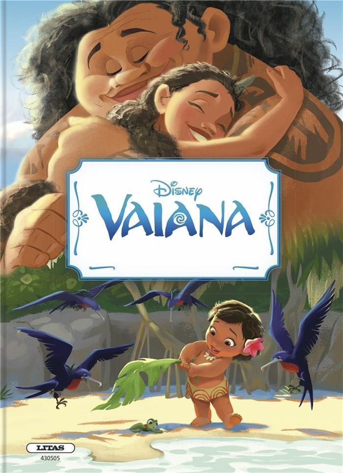 VAIANA (Filmbog)