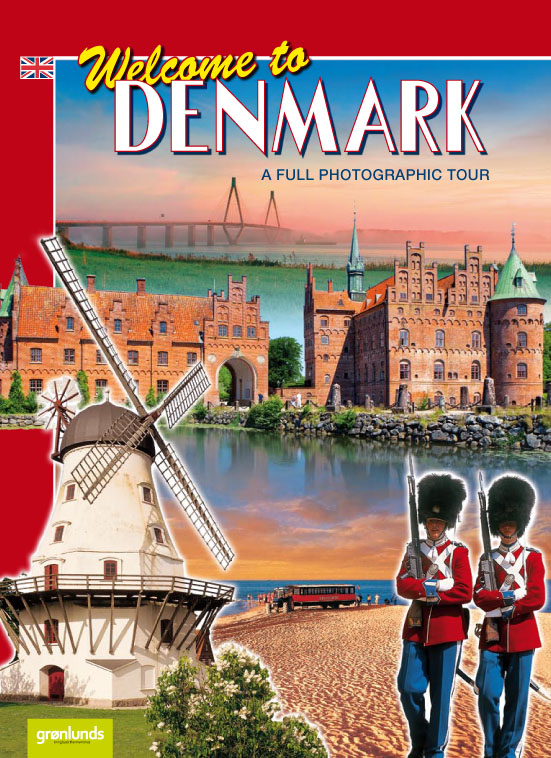 Welcome to Denmark, Engelsk (2012-edition)