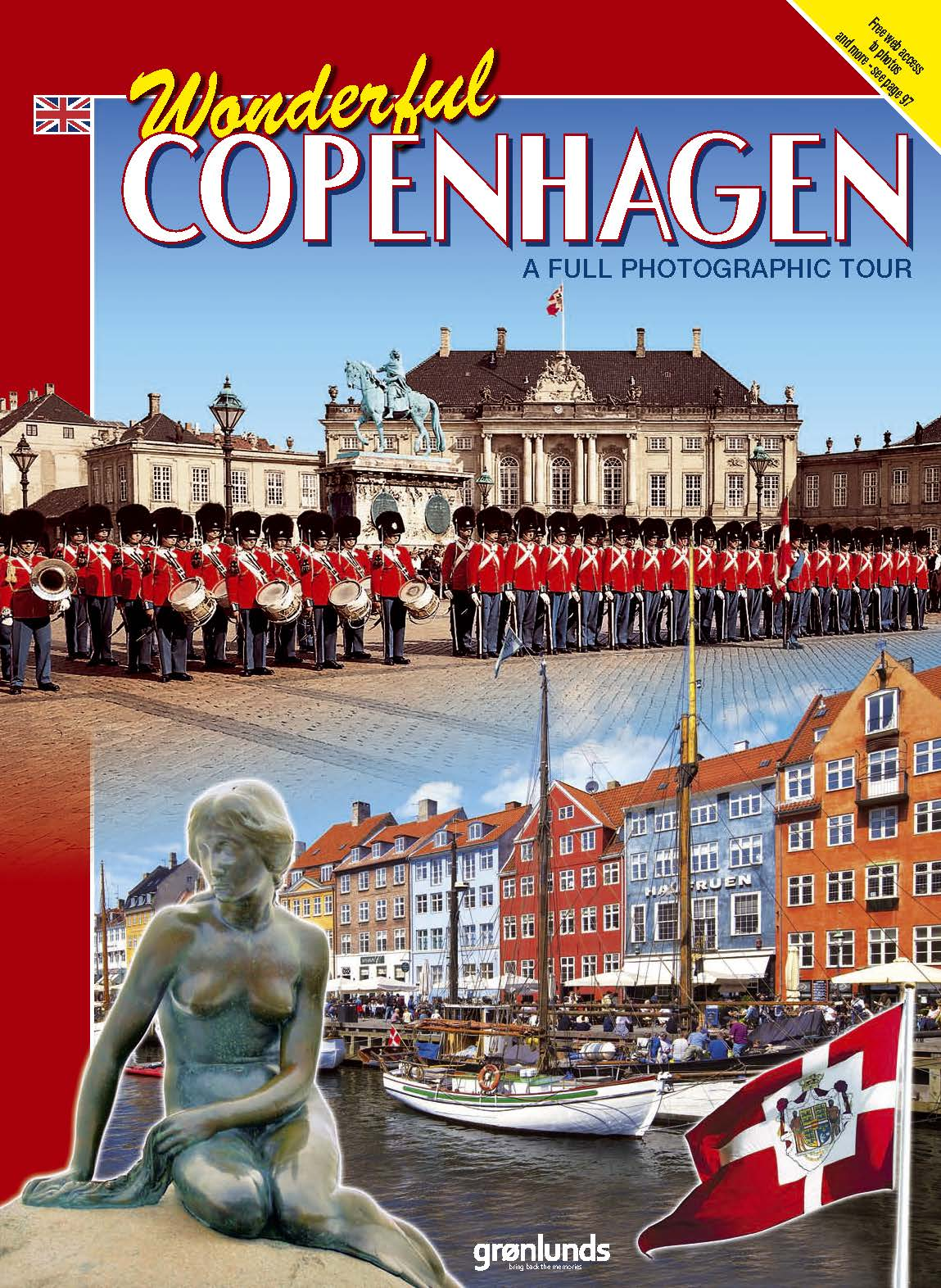 Wonderful Copenhagen, Engelsk (2014)