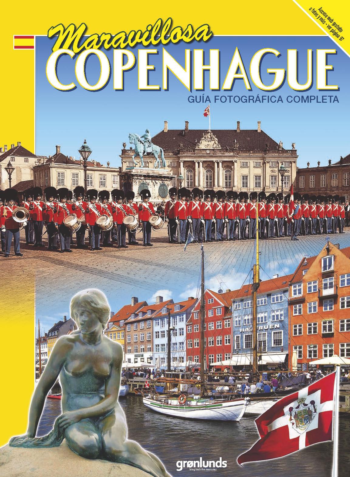 Maravillosa Copenhague, Spansk (2014)