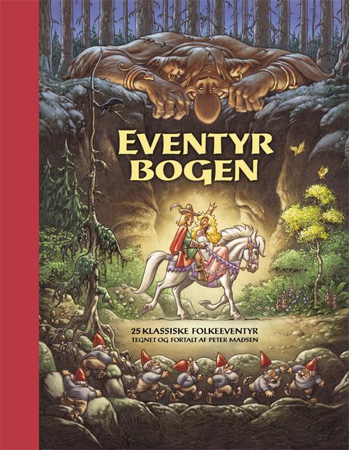 Eventyrbogen (inkl. kassette)