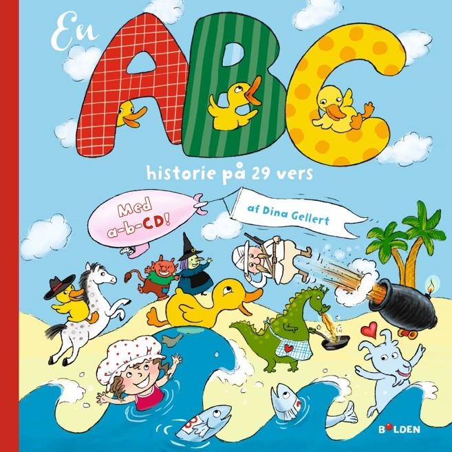 En ABC-historie på 29 vers med AB-CD