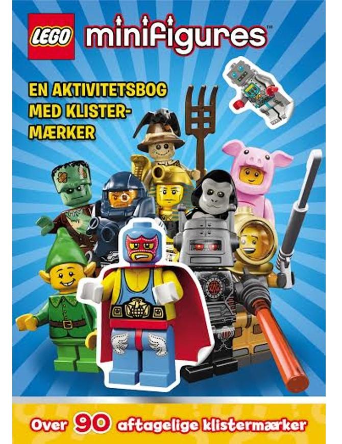 LEGO(R) Minifigures. En aktivitetsbog med klistermærker