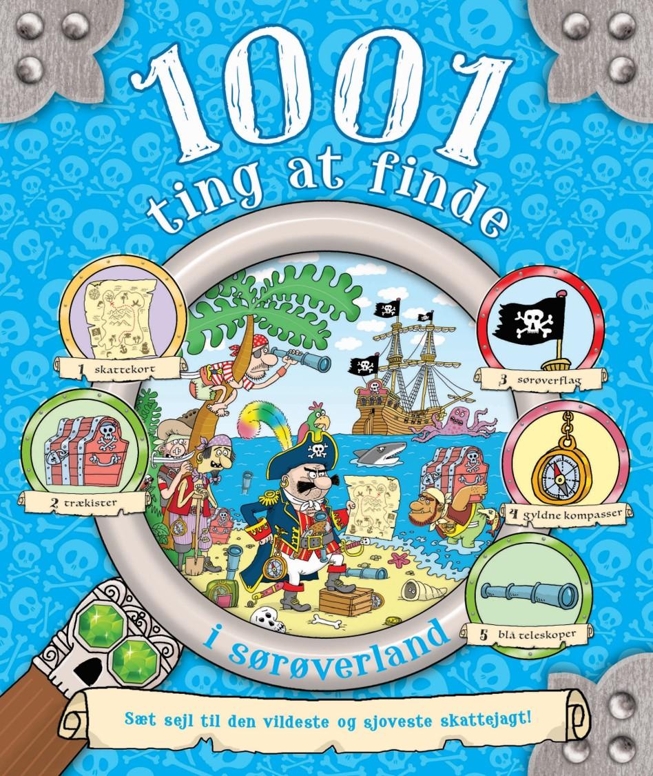 1001 ting at finde i sørøverland