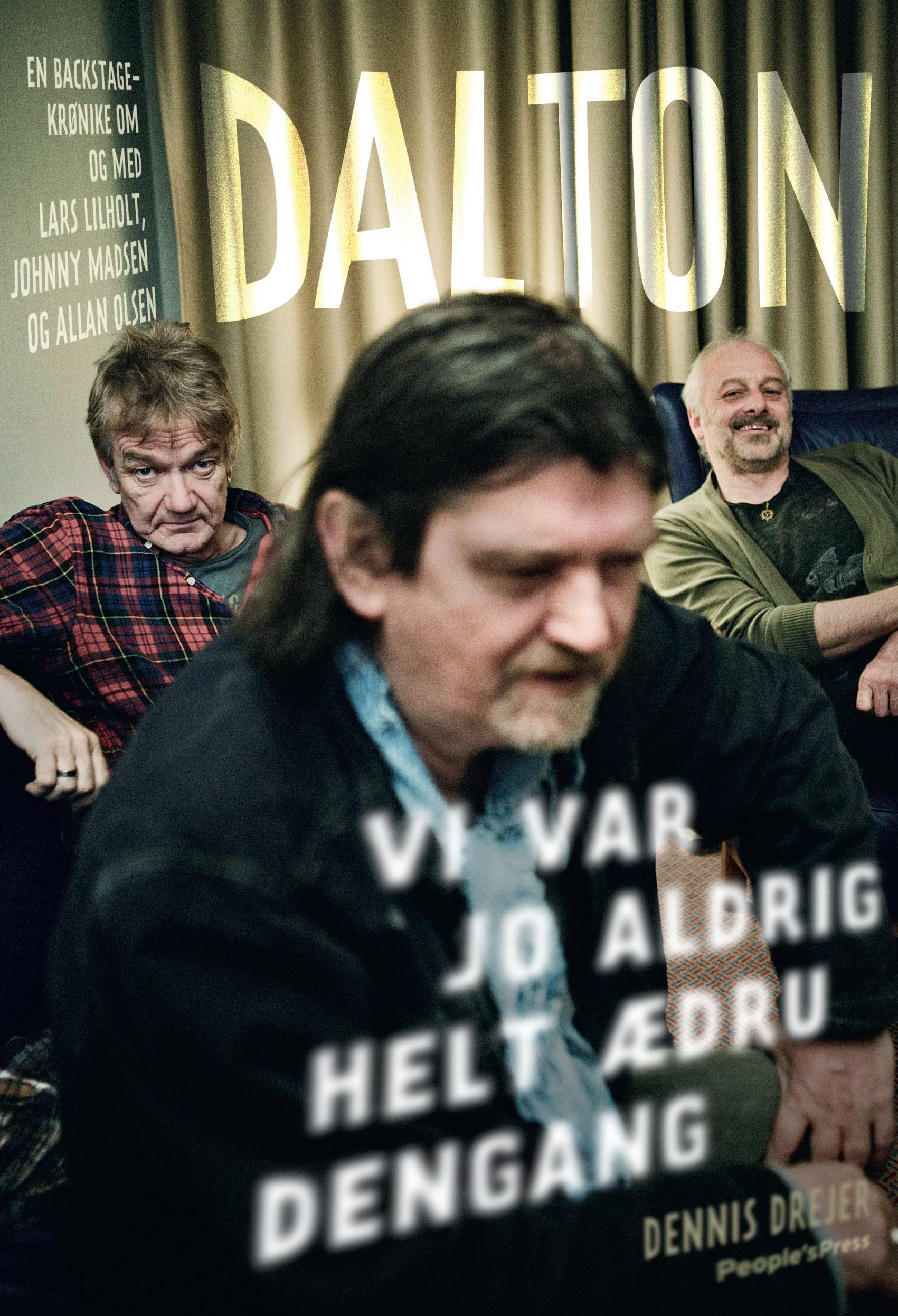 Dalton - Lars Lilholt, Johnny Madsen og Allan Olsen