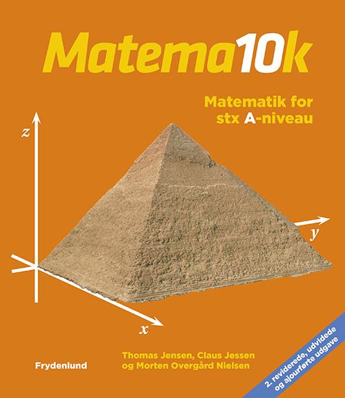 Matema10k – matematik for stx, A-niveau