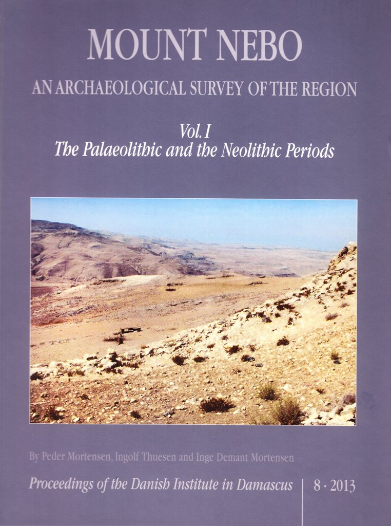 Mount Nebo. An archeological survey of the region