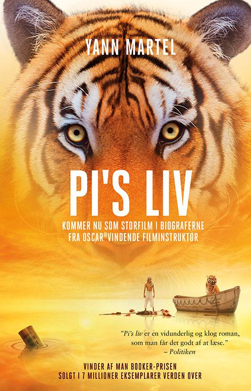 Pi's liv HB Filmomslag