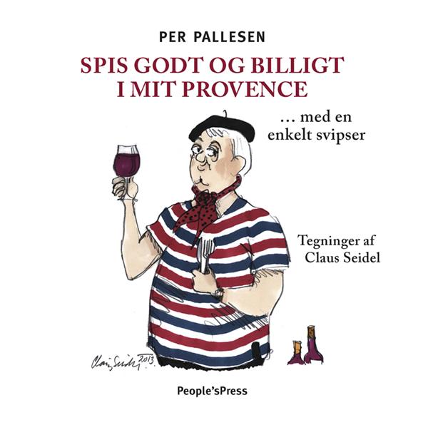 Spis godt og billigt i MIT Provence