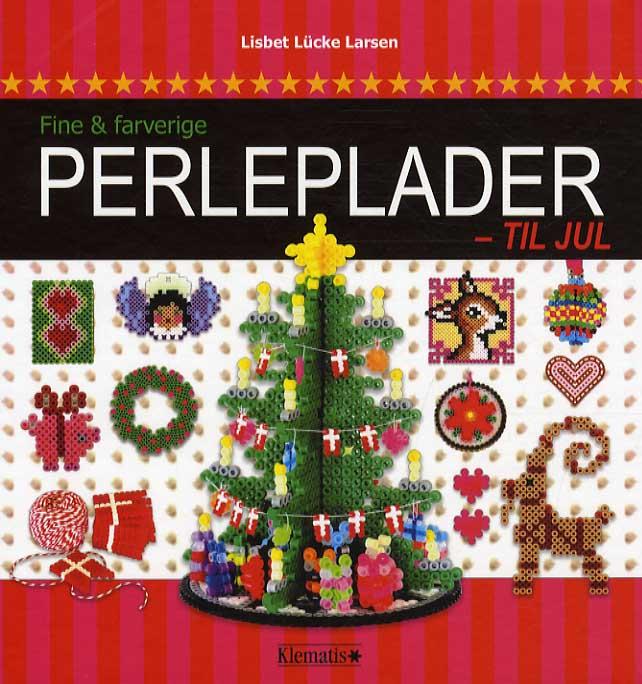 Fine og farverige perleplader til jul