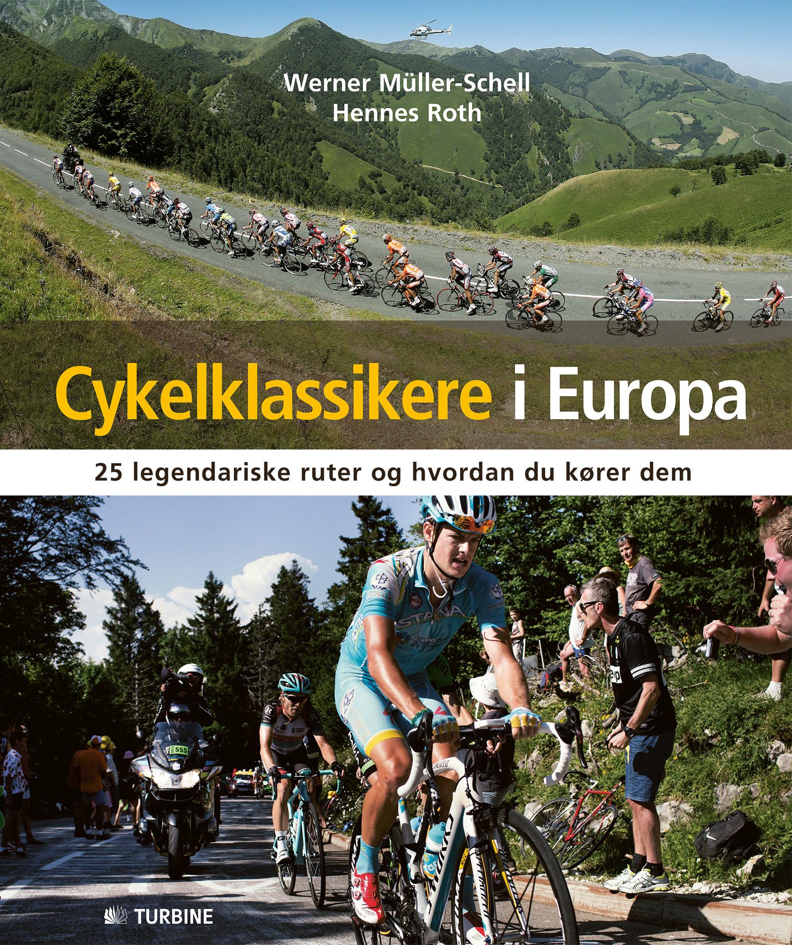 Cykelklassikere i Europa