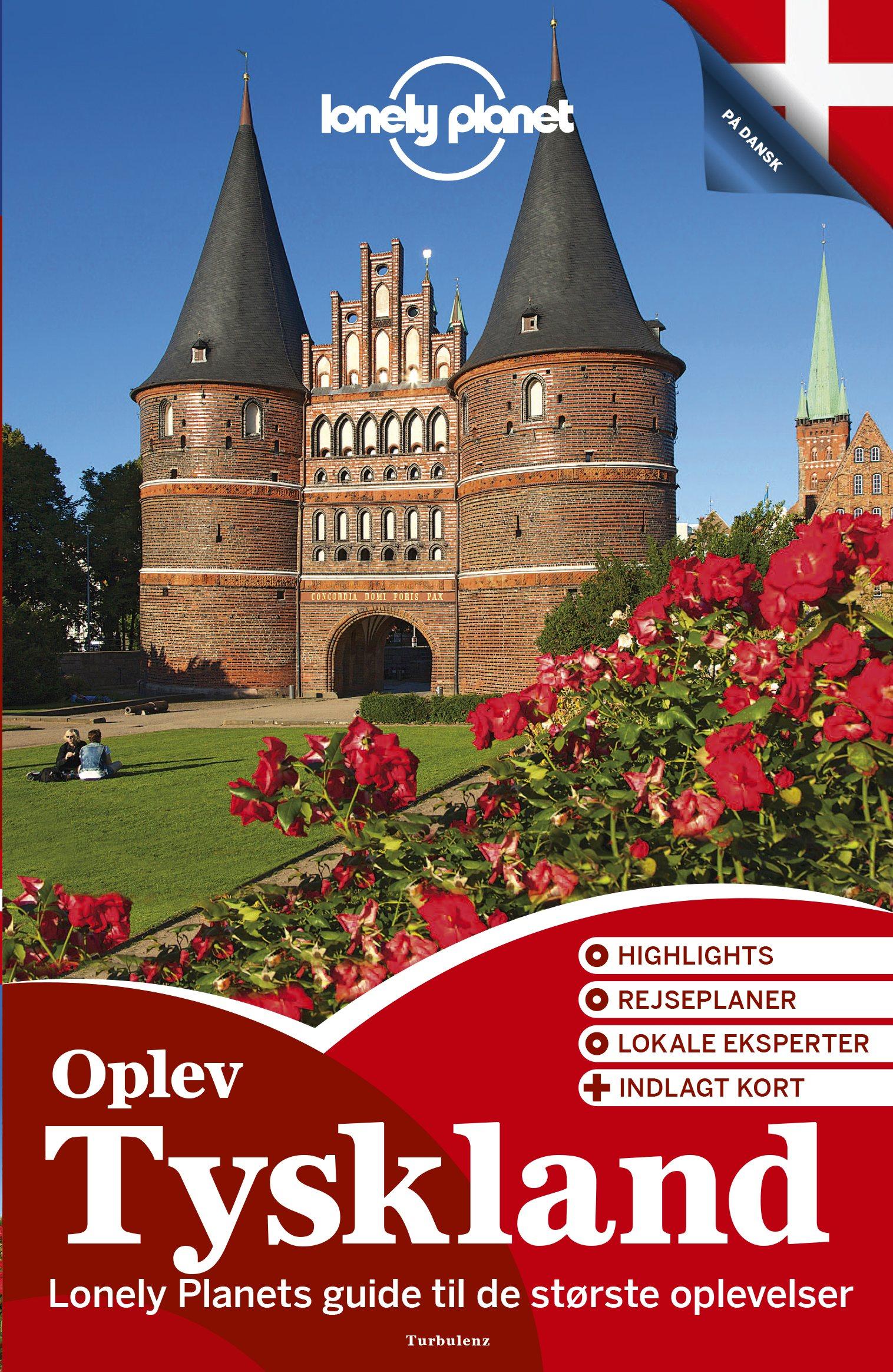 Oplev Tyskland (Lonely Planet)