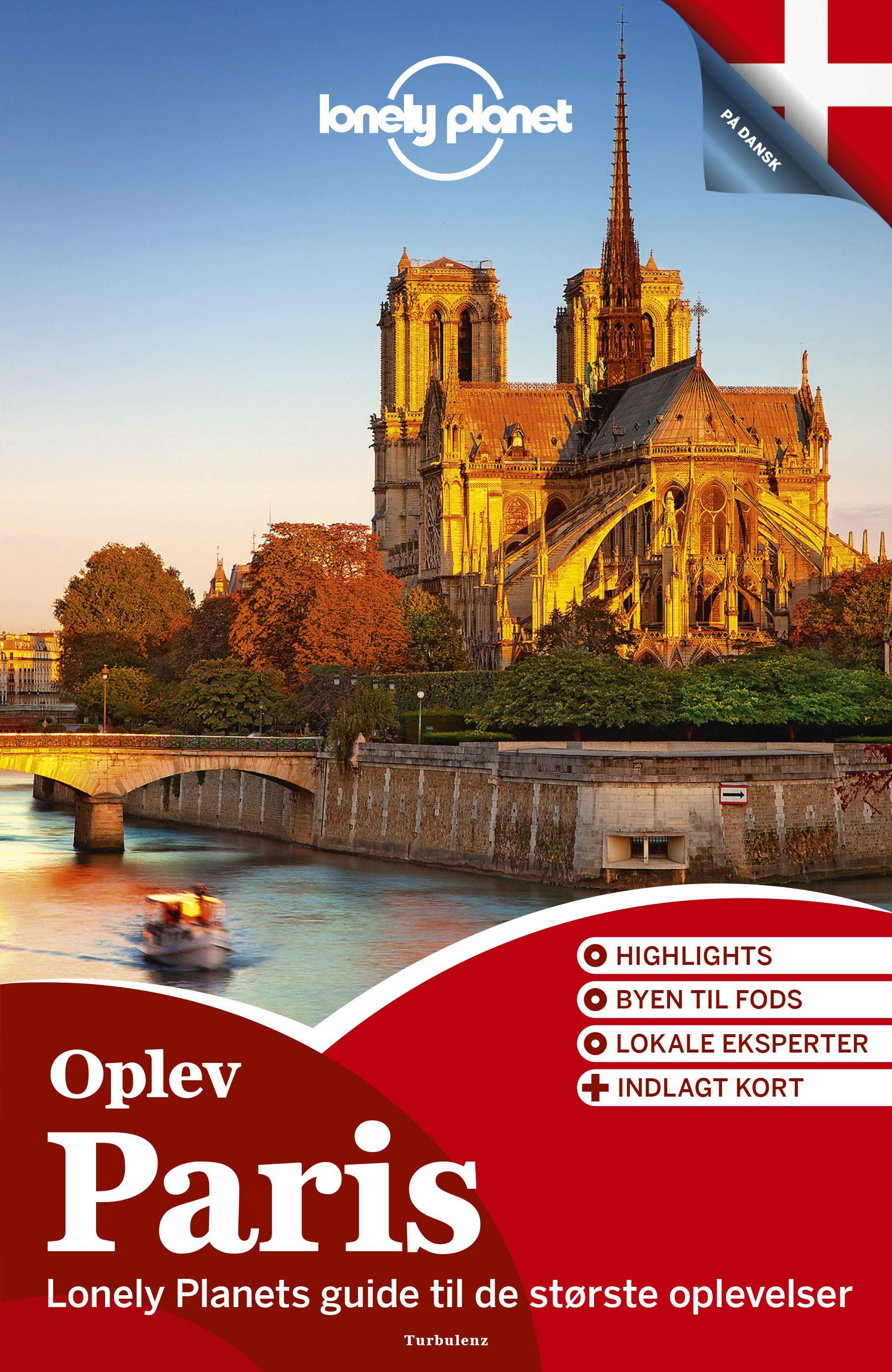 Oplev Paris (Lonely Planet)