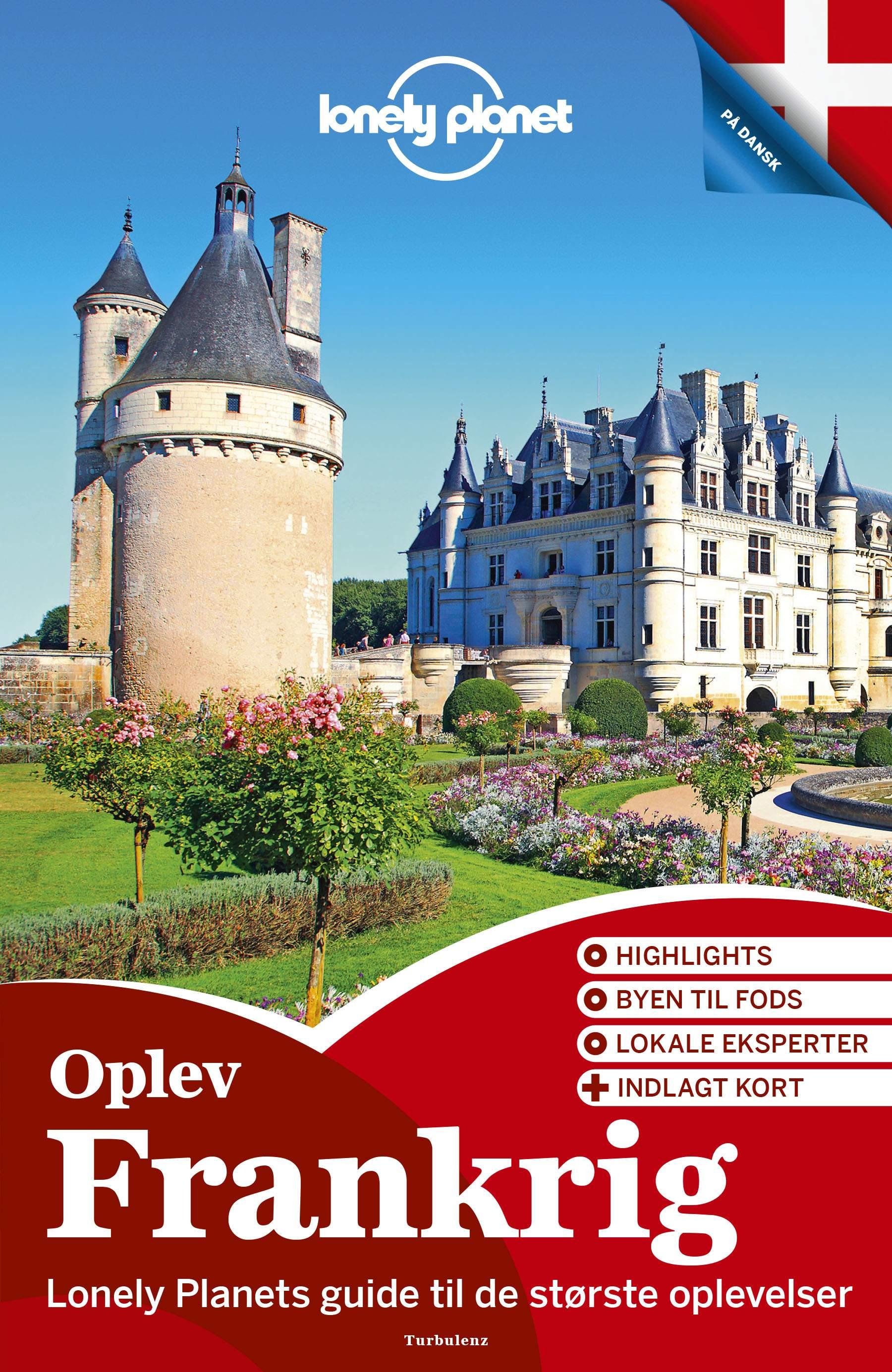Oplev Frankrig (Lonely Planet)