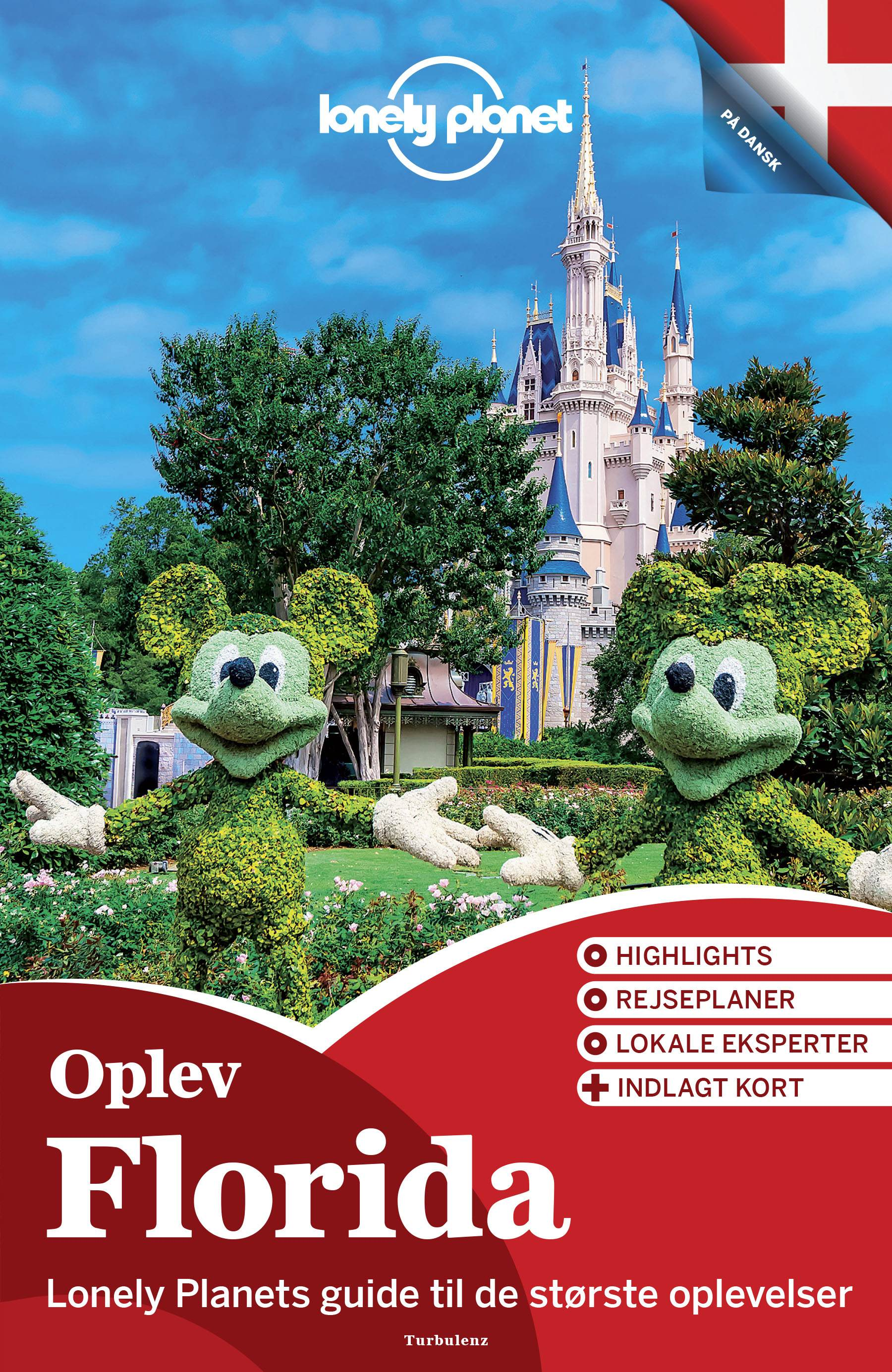 Oplev Florida (Lonely Planet)