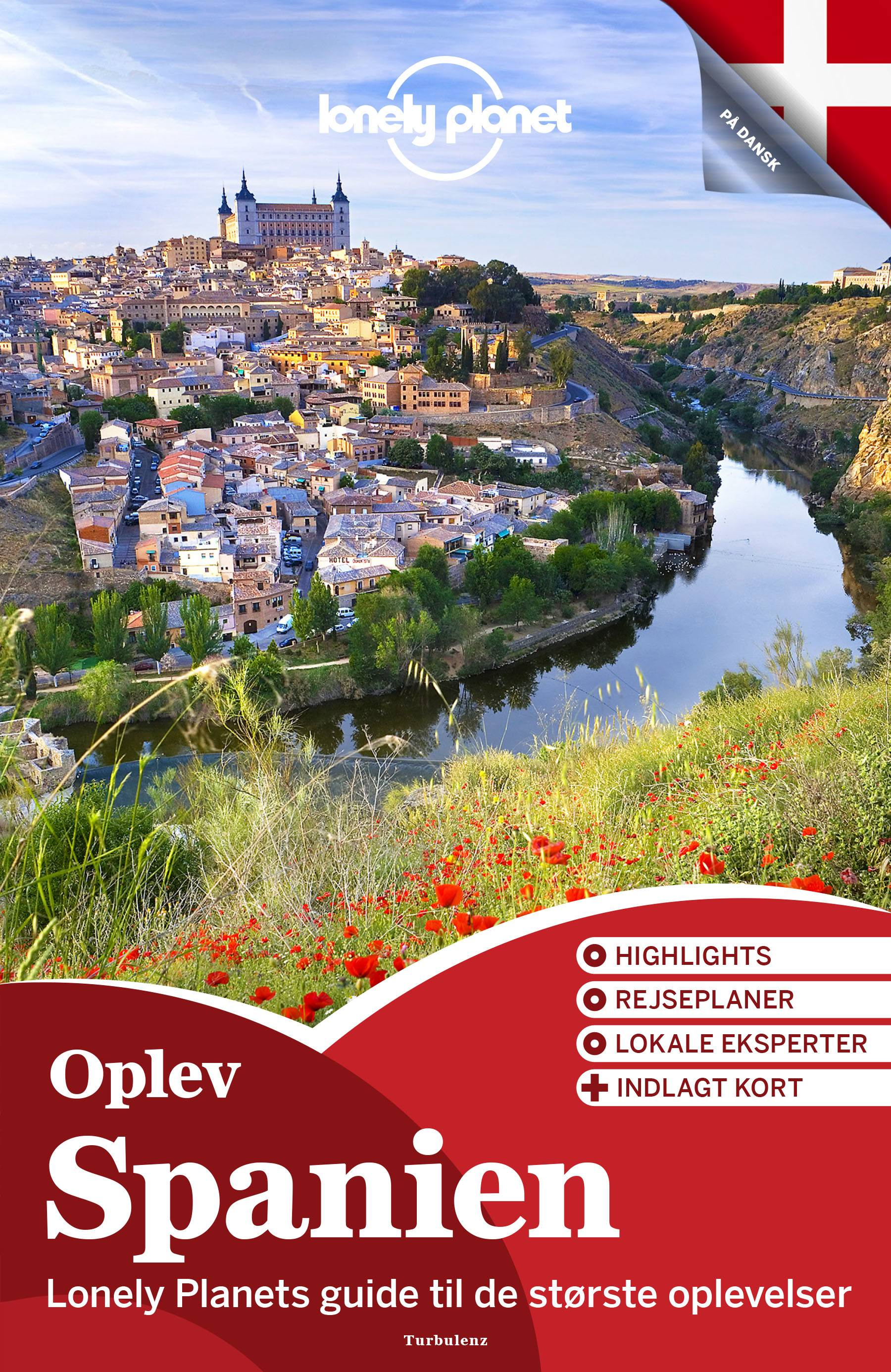 Oplev Spanien (Lonely Planet)