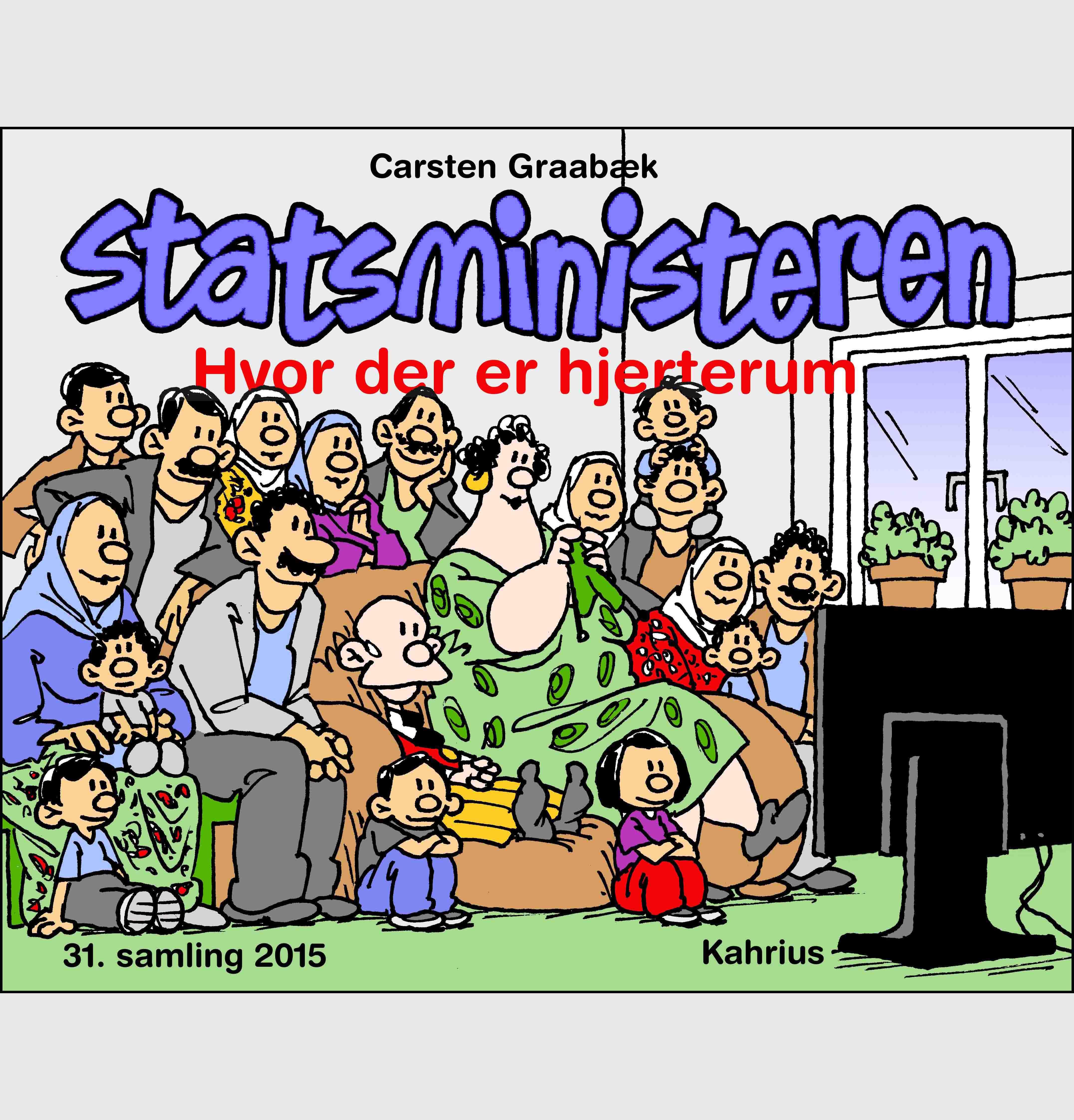 Statsministeren, 31. samling 2015