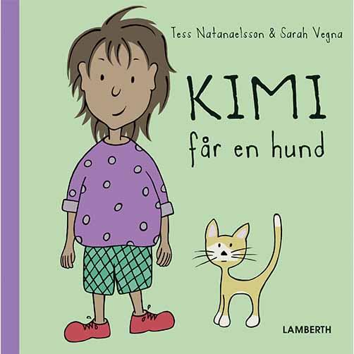 Kimi får en hund