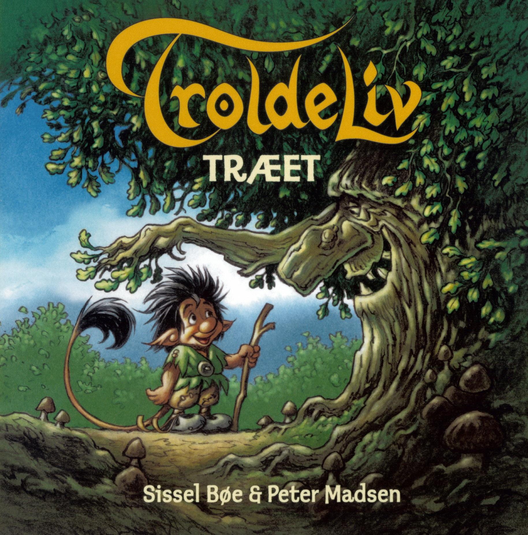 TROLDELIV - Træet
