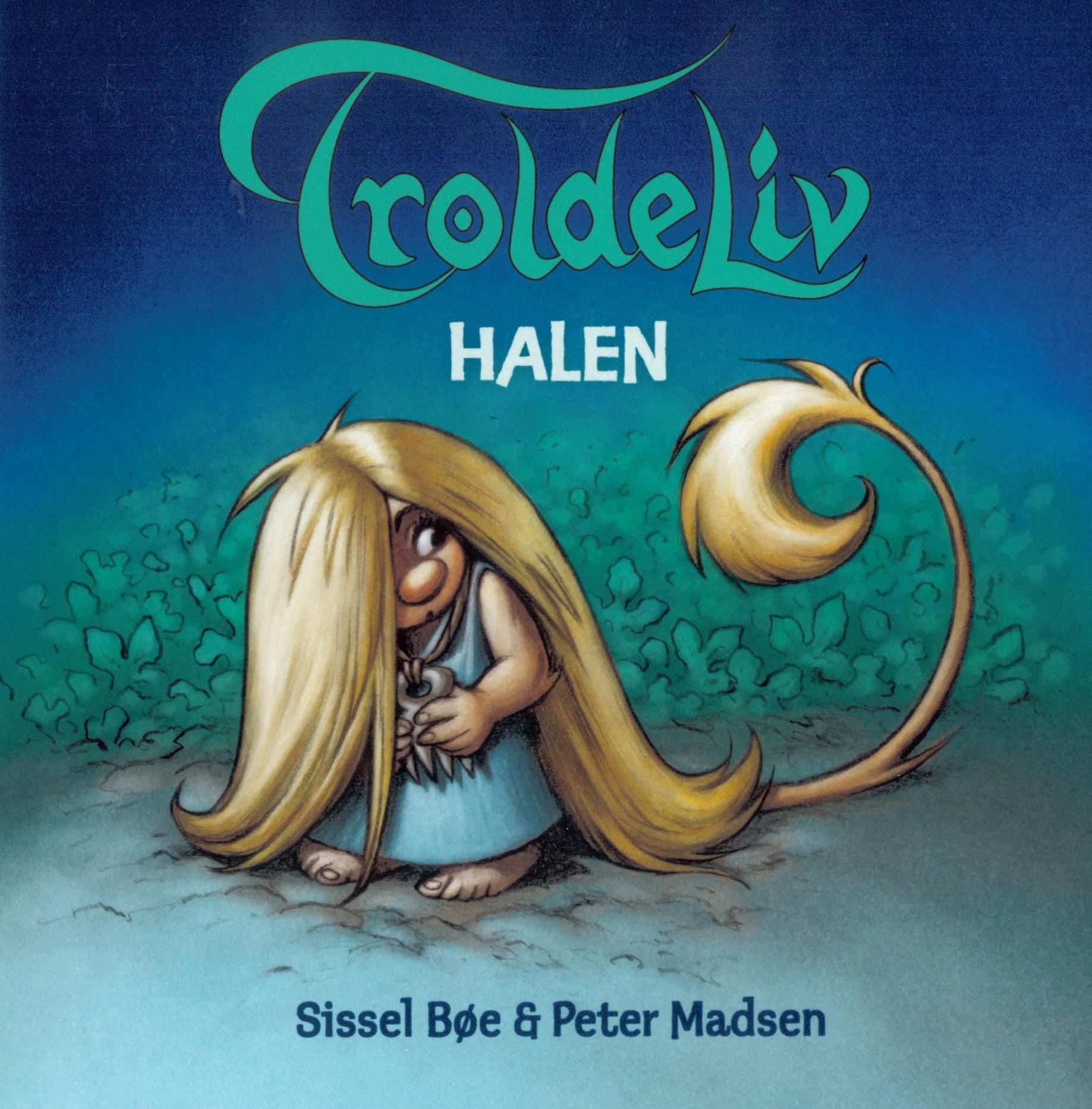 TROLDELIV - Halen