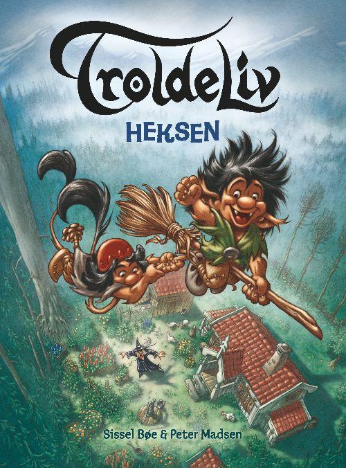 TROLDELIV - Heksen