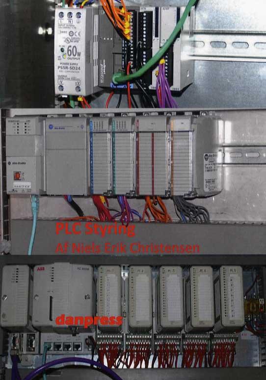 PLC-styring