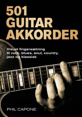 501 Guitarakkorder