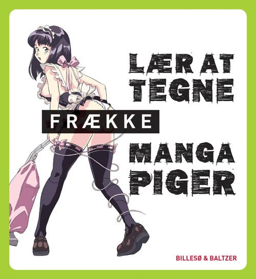 Lær at tegne frække manga-piger