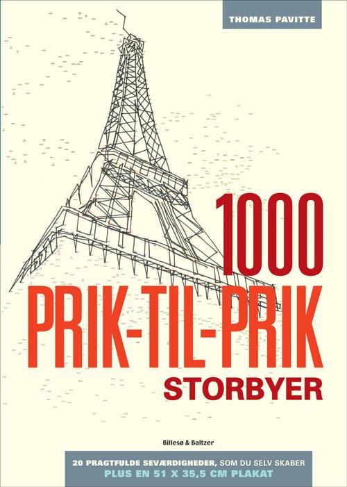 1000 prik-til-prik - Storbyer