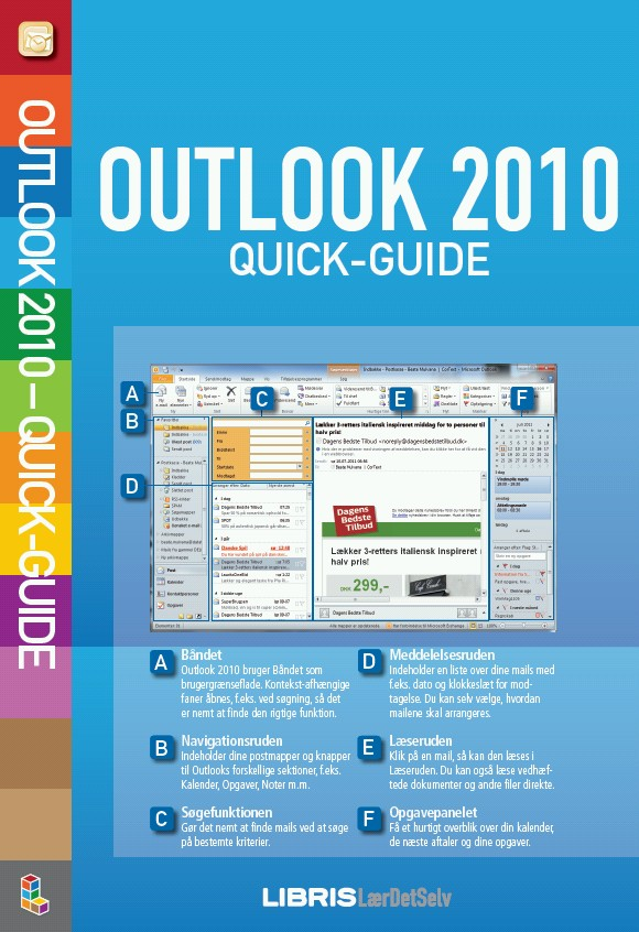 Outlook 2010 Quick-guide