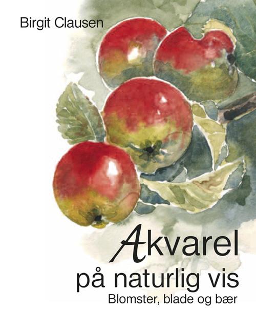 Akvarel på naturlig vis