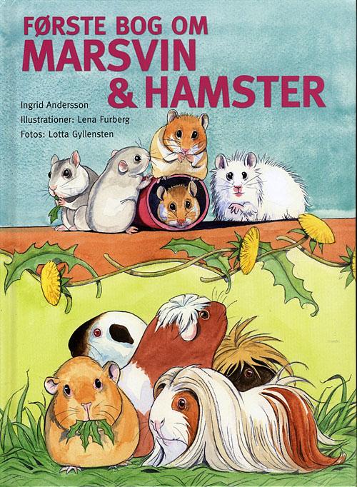 Første bog om marsvin og hamster