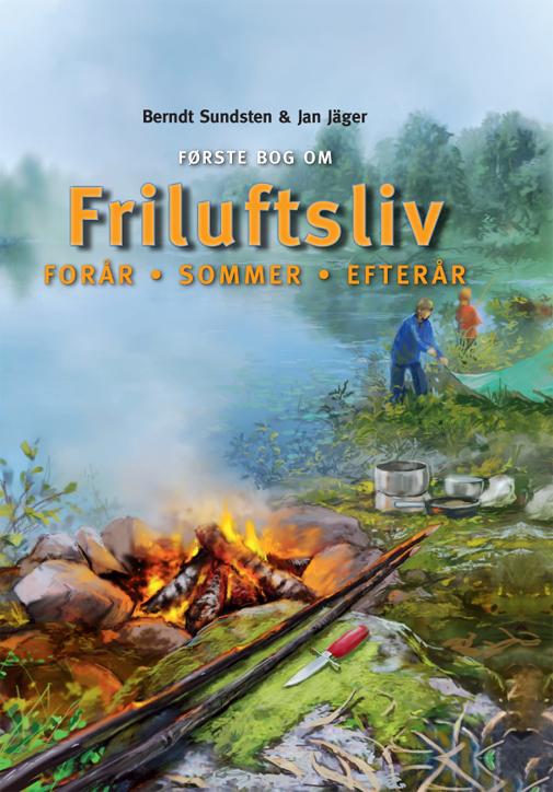 Første bog om FRILUFTSLIV