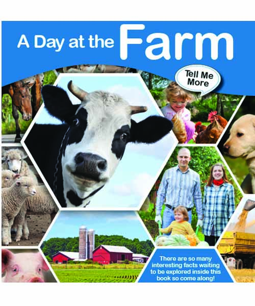 Tell Me More - A Day at the Farm