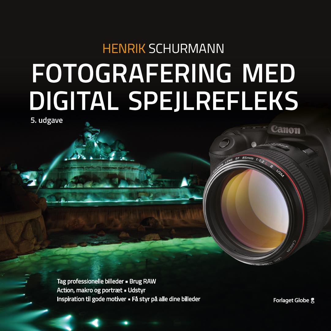 Fotografering med digital spejlrefleks