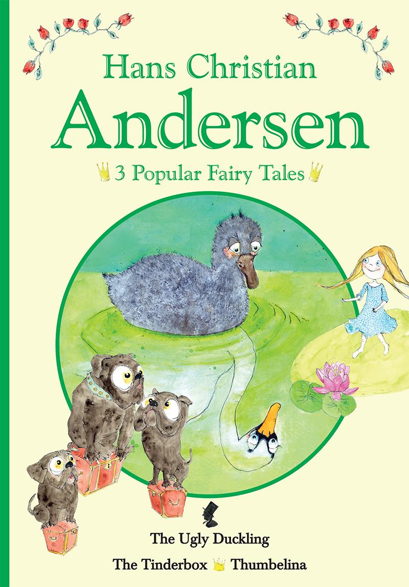 H.C. Andersen - 3 popular fairy tales II