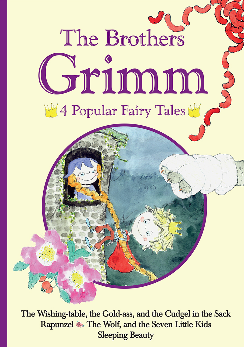 The Brothers Grimm - 4 Popular Fairy Tales III