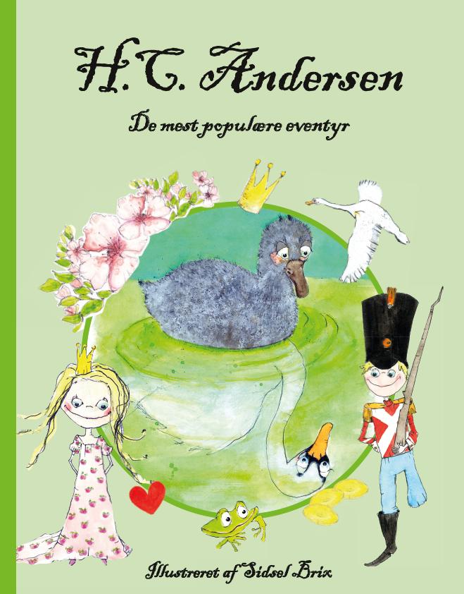 H.C. Andersen - de mest populære eventyr