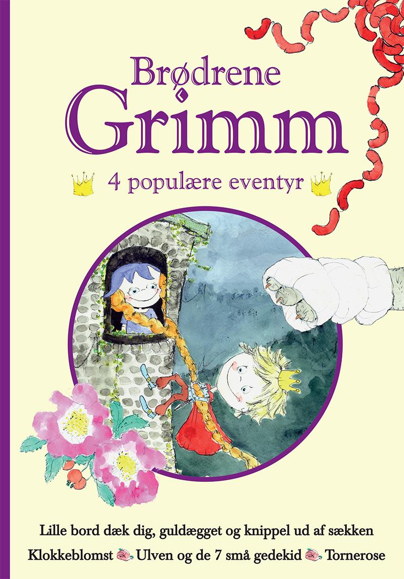Brødrene Grimm - 4 populære eventyr III