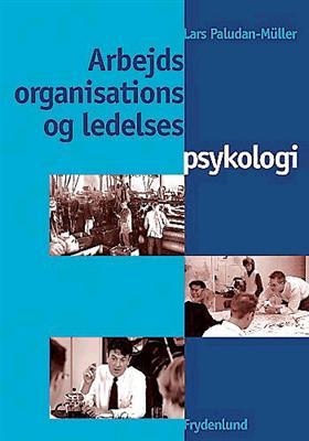 Arbejds-, organisations- og ledelsespsykologi
