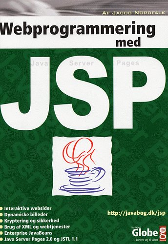 Webprogrammering med JSP