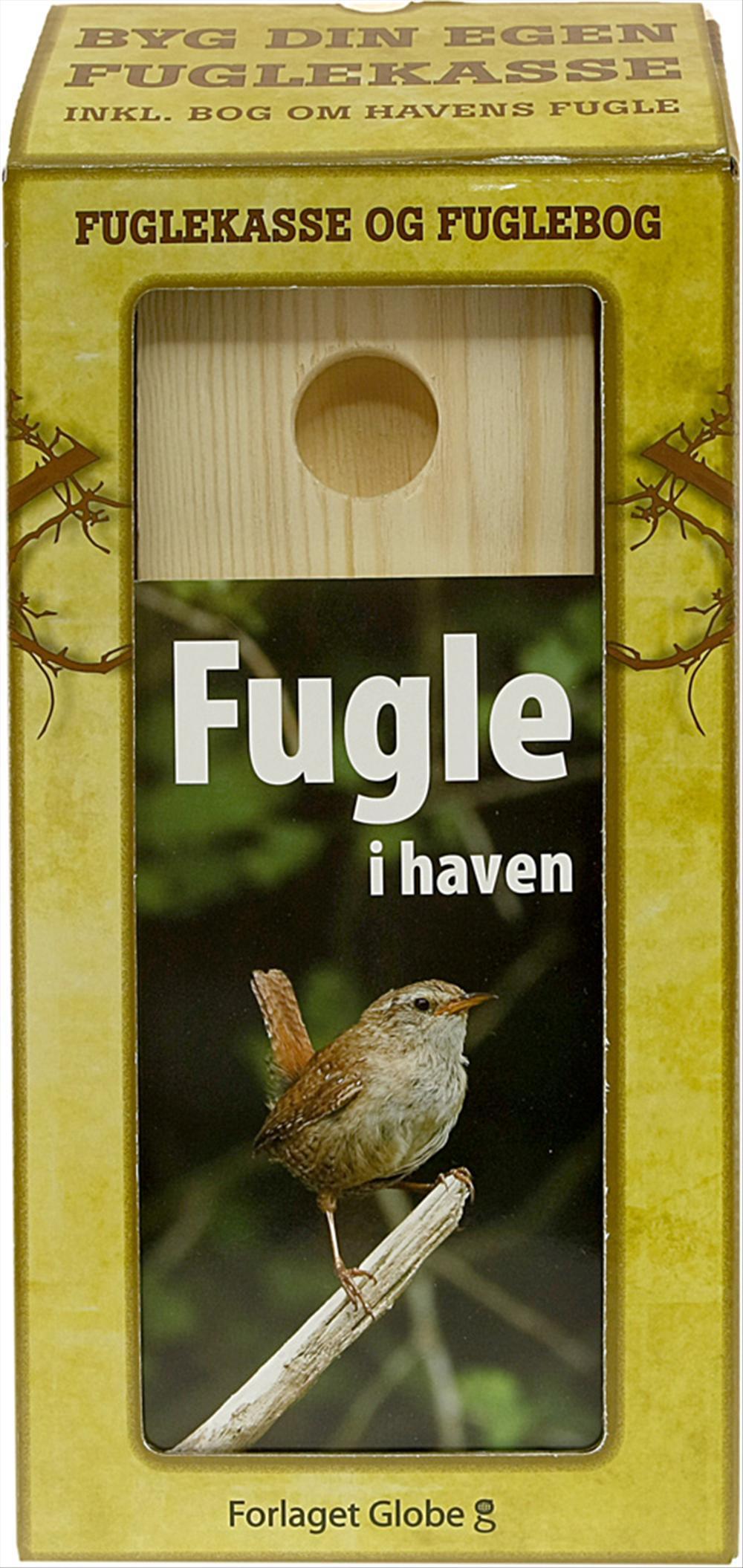 Byg Din Egen Fuglekasse. Fuglekasse og Fuglebog