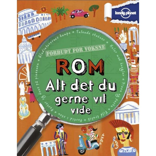 Rom - Alt Du Gerne Vil Vide