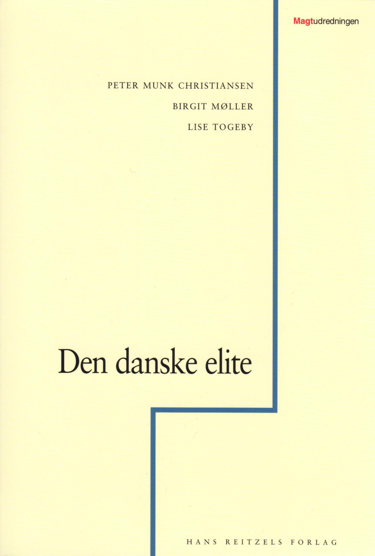 Den danske elite