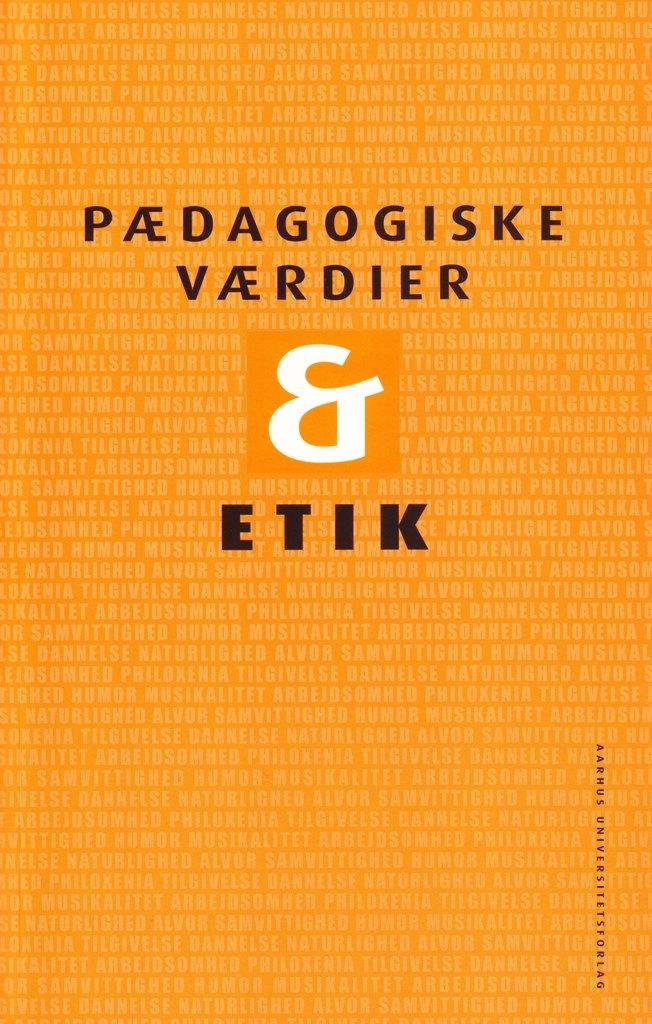 Pædagogiske værdier og etik